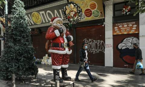 Κορονοϊός: Με SMS η έξοδος τα Χριστούγεννα - Ψώνια με click away - Τι θα γίνει με το lockdown