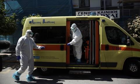Κρούσματα σήμερα: Νέο αρνητικό ρεκόρ με 540 διασωληνωμένους, 103 νεκρούς και 1498 νέες μολύνσεις