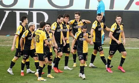ΑΕΚ-ΑΕΛ 4-1: «Κιτρινόμαυρο» ξέσπασμα! - Όλα τα γκολ (videos+photos)