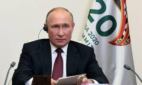 Εκλογές ΗΠΑ: Ο Πούτιν δεν αναγνωρίζει ακόμα σαν νικητή τον Μπάιντεν