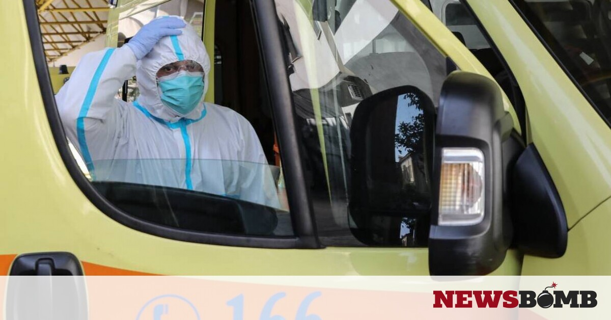 Κορoνοϊός: Περισσότερα από 39.000 κρούσματα τον Νοέμβριο – Ένας θάνατος κάθε 4,5 ώρες – Newsbomb – Ειδησεις
