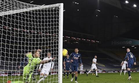 Premier League: Τα δοκάρια γλίτωσαν την Άρσεναλ! (videos)