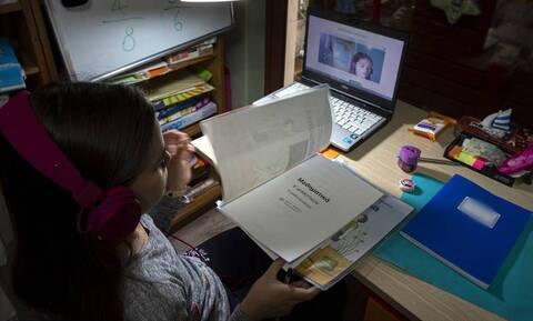 Τηλεκπαίδευση - Δημοτικά: Αυτό είναι το πρόγραμμα της Δευτέρας 23 Νοεμβρίου