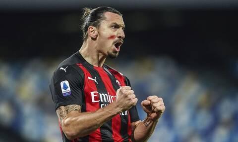 Serie A: Μέγας Ζλάταν, οδηγεί τη Μίλαν στην κορυφή! - Όλα τα γκολ! (videos)