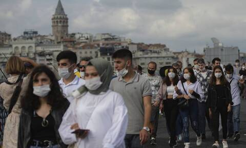 Κορονοϊός στην Τουρκία: Πάνω από 6.000 κρούσματα για πρώτη φορά σε 24 ώρες - 139 θάνατοι
