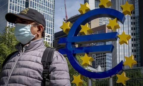 ΕΚΤ: Το πλήγμα της πανδημίας του κορονοϊού για την ευρωπαϊκή οικονομία θα έχει διάρκεια