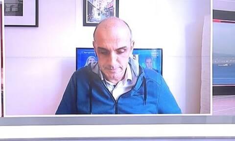 Κορονοϊός - Συγκλονίζει ο Μανώλης Κωστίδης: «Πρώτη φορά φοβήθηκα τόσο, πνιγόμουν»