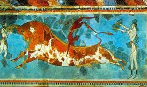 Греция и Россия готовят выставку, посвященную Минойской цивилизации