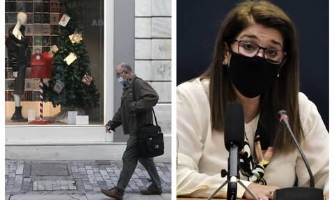 Lockdown - Παπαευαγγέλου στο Newsbomb.gr: Καμία συζήτηση ακόμα για άρση των μέτρων