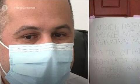 Κορονοϊός - Συγκλονίζει γιατρός που νοσηλεύτηκε σε ΜΕΘ: Φοβάσαι ότι παραμονεύει ο θάνατος