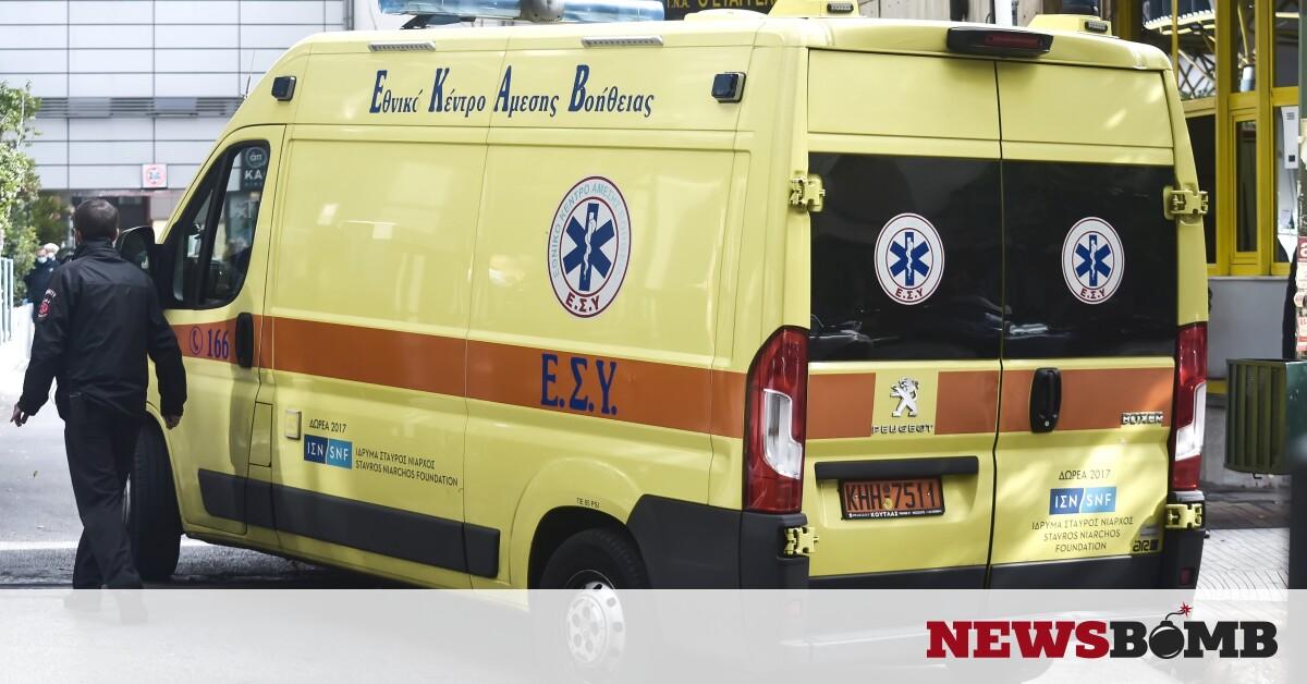 Κορονοϊός: Τραγωδία στα Τρίκαλα – Νεκρός 32χρονος λίγο πριν διακομισθεί σε ΜΕΘ – Newsbomb – Ειδησεις