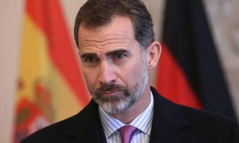 Ισπανία - Κορονοϊός: Σε καραντίνα ο βασιλιάς Φελίπε μετά από επαφή με κρούσμα
