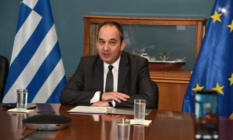 Θετικός στον κορονοϊό ο υπουργός Ναυτιλίας Γιάννης Πλακιωτάκης