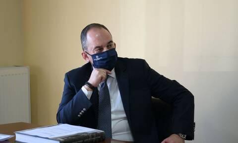 Γιάννης Πλακιωτάκης: Θετικός στον κορονοϊό ο υπουργός Ναυτιλίας - Τα νεότερα για την υγεία του