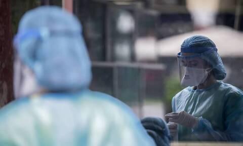 Κορoνοϊός - Λάρισα: Τριάντα πέντε κρούσματα σε δομή στον Αμπελώνα