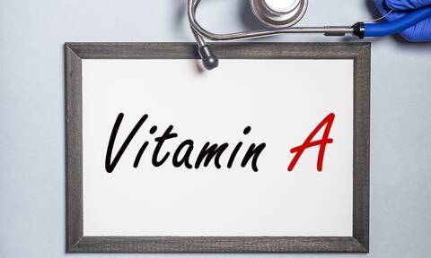 Βιταμίνη Α: Τα οφέλη & οι τροφές με την υψηλότερη περιεκτικότητα (εικόνες)
