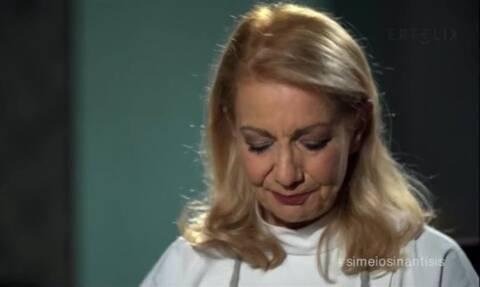 Πέμη Ζούνη: «Λύγισε» μιλώντας για την περιπέτεια υγείας της κόρης της (video)