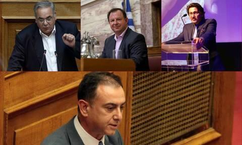 Κορονοϊός: Αυτοί είναι οι βουλευτές που φοράνε πάλι ιατρικές ποδιές λόγω Covid 19