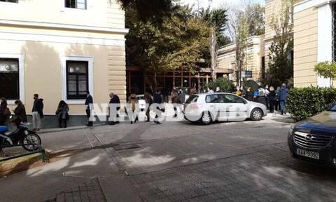 Ρεπορτάζ Newsbomb.gr: Χαμός σήμερα στα δικαστήρια της Ευελπίδων (pics)