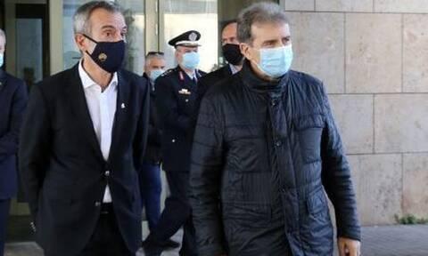Κορoνοϊός - Θεσσαλονίκη: Χρυσοχοΐδης - Θα ελέγχουμε κάθε σημείο συνάθροισης