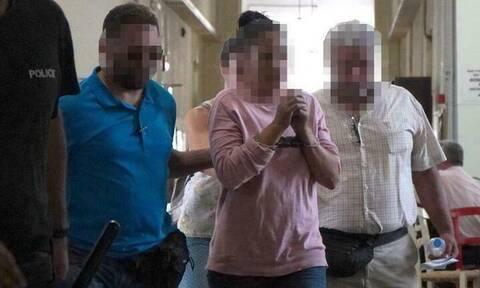 Κρήτη: Ισόβια στην 45χρονη για την δολοφονία του συντρόφου της με ψαλίδι