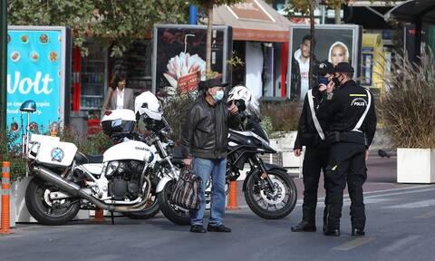Κορονοϊός: Σαρωτικοί έλεγχοι των αρχών για την τήρηση των μέτρων σε όλη την Ελλάδα