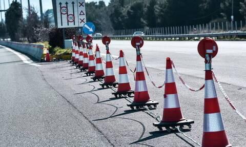 Θεσσαλονίκη: Κυκλοφοριακές ρυθμίσεις από την Τετάρτη σε τμήματα της Εγνατίας οδού
