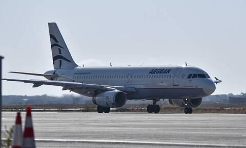 AEGEAN AIRLINES : Ζημιές ύψους 187,1 εκατ. ευρώ στο 9μηνο 2020
