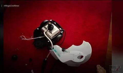Τρόμος: Έσκασε ηλεκτρική σκούπα και πήγε να σκοτώσει 44χρονη