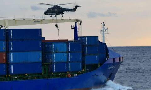 Ζητά και τα ρέστα ο Ερντογάν: Οργή και απειλές κατά πάντων για τον έλεγχο στο τουρκικό πλοίο