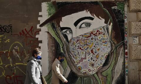 Κορονοϊός - Ιταλία: Πάνω από 23.200 κρούσματα σε ένα 24ωρο - Μεγάλη αύξηση των θανάτων