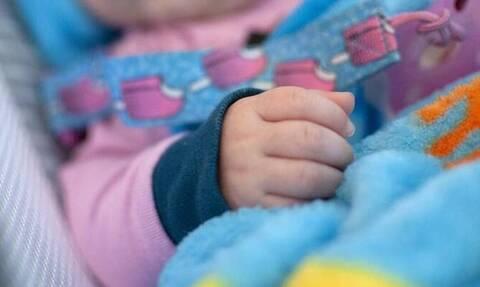 Ιωάννινα: Θετικό στον κορονοϊό μωρό εννέα μηνών στο Πανεπιστημιακό
