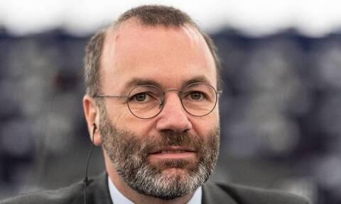 Βέμπερ: Ο Ερντογάν προκαλεί τους γείτονες και εταίρους του - Η Ευρώπη πρέπει να αντιδράσει σθεναρά