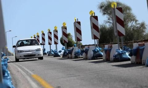 Κυκλοφοριακές ρυθμίσεις σε τμήματα της Εγνατίας οδού λόγω εργασιών