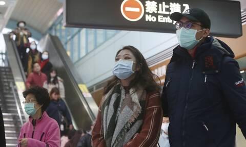 Κορονοϊός στην Κίνα: Μόλις πέντε νέα κρούσματα σε 24 ώρες