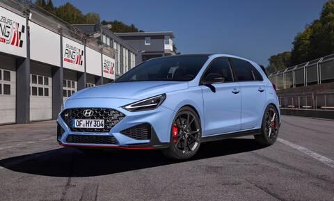 Tο Hyundai i30 N έγινε ακόμα πιο σπορ