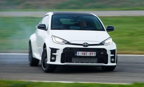 Δείτε τι χρόνο έκανε το Toyota GR Yaris στο Nürburgring