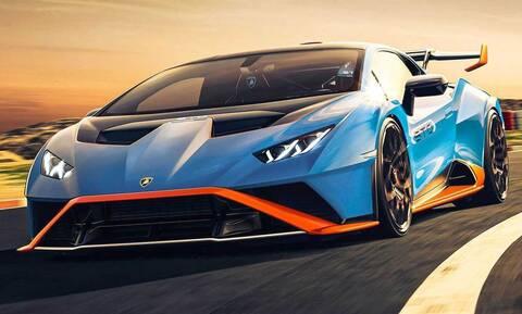 Lamborghini Huracan STO: Από την πίστα στους δημόσιους δρόμους