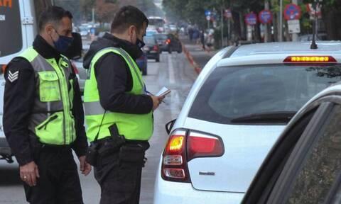 Μάσκα στο αυτοκίνητο: Πότε είναι υποχρεωτική η χρήση της - Προσοχή στα πρόστιμα