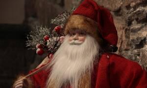 Φάουτσι: « Ο Άγιος Βασίλης δεν θα μεταδώσει τον κορονοϊό»