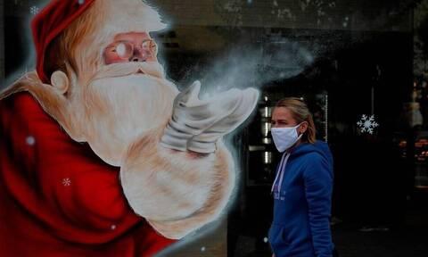 В Греции карантин продлен до 6 декабря