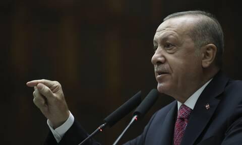 Ερντογάν: «Οι γερμανικές δυνάμεις παραβίασαν το διεθνές ναυτικό δίκαιο με τη νηοψία τους»