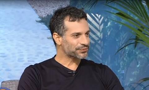 Γιώργος Χρανιώτης: «Μόνοι οι κακοί ηθοποιοί δεν φοβούνται πριν βγουν στη σκηνή»