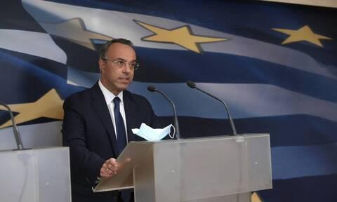 Σταϊκούρας - Επιστρεπτέα Προκαταβολή 4: Η Κυβέρνηση στηρίζει με αποτελεσματικότητα τις επιχειρήσεις