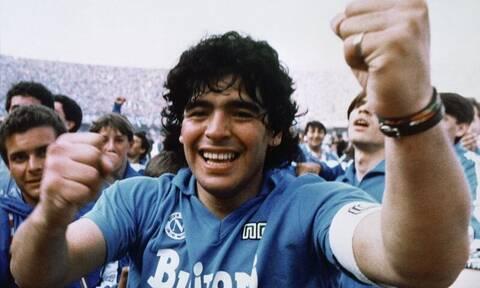 Ντιέγκο Μαραντόνα: Όταν έκανε το πιο απίθανο ζέσταμα όλων των εποχών (vid)