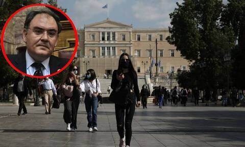 Κορονοϊός - Σαρηγιάννης στο Newsbomb.gr: Η ημερομηνία - «κλειδί» - Τότε θα κορυφωθεί η πανδημία