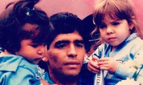 Ντιέγκο Μαραντόνα: Το πρώτο μήνυμα της κόρης του για τον θάνατό του
