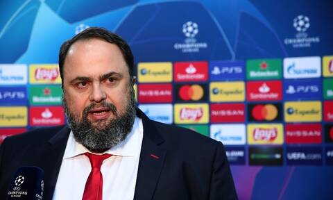 Ολυμπιακός - Μαρινάκης: «Είχαμε αλλοίωση, καθαρό φάουλ το γκολ» (video)