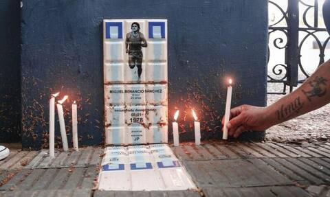 Ντιέγκο Μαραντόνα: Λαϊκό προσκύνημα στο προεδρικό μέγαρο!