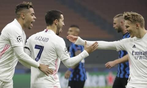 Champions League: Η Ρεάλ «άλωσε» το Μιλάνο, νίκη στο «Άνφιλντ» η Αταλάντα – Όλα τα γκολ